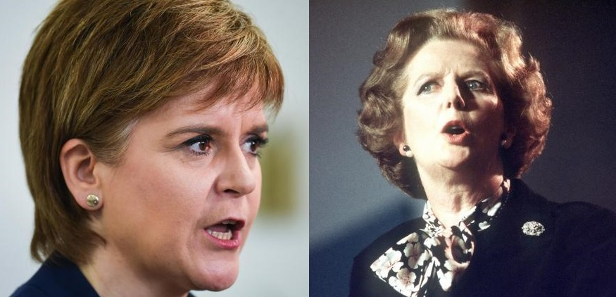 Nicola Sturgeon: Tories risk doing more damage than under Margaret Thatcher