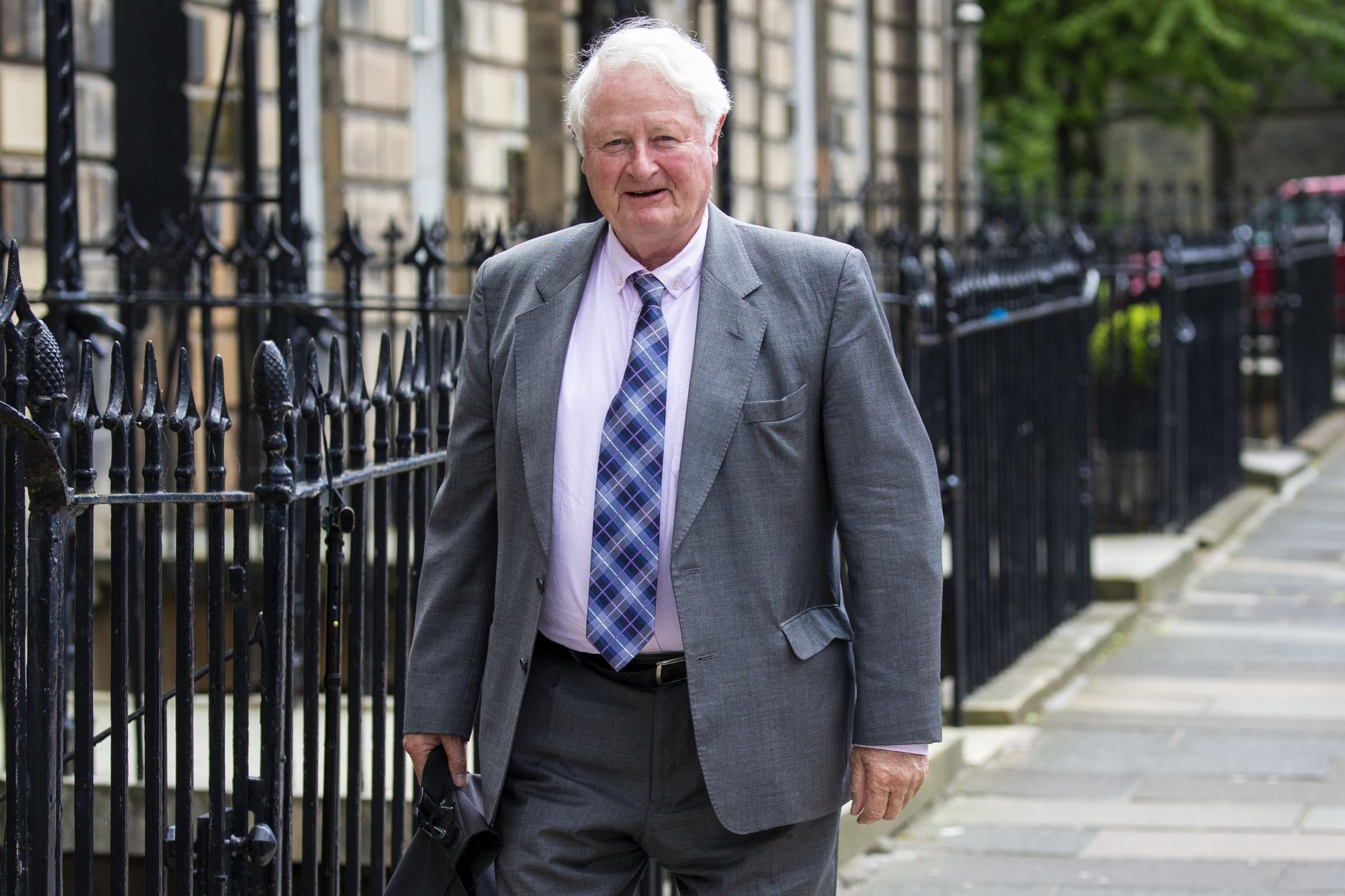 Leading QC in legal battle with Scottish Government