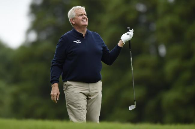 Colin Montgomerie reckons golf's majors are too close together