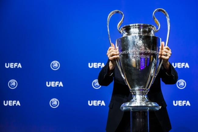 The draw for the second round of the Champions League will take place later today PHOTO: PA