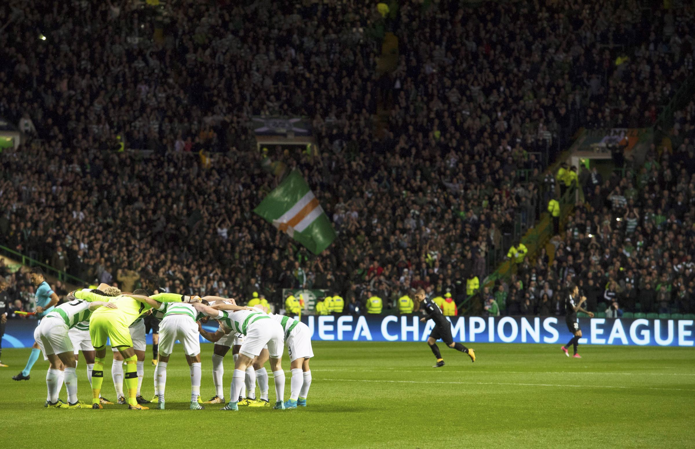 Celtic drawn against Cluj or Maccabi Tel-Aviv in Champions League third qualifying round
