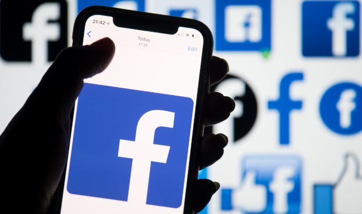 Facebook down in uk
