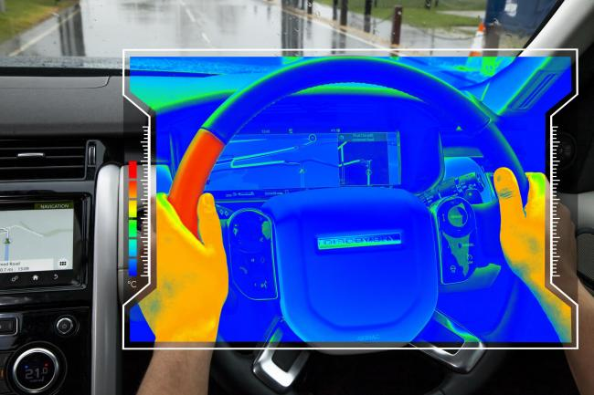 Feel the heat with remarkable new driving invention