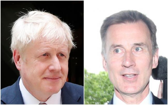 Johnson or Hunt? New Tory leader unveiled on Tuesday July 23, party HQ confirms