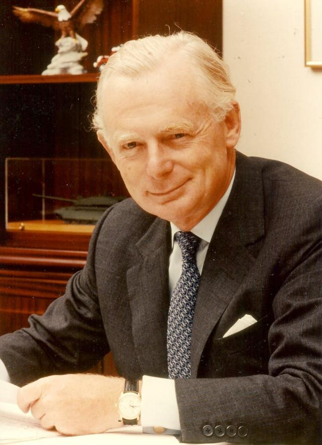 Sir David Plastow