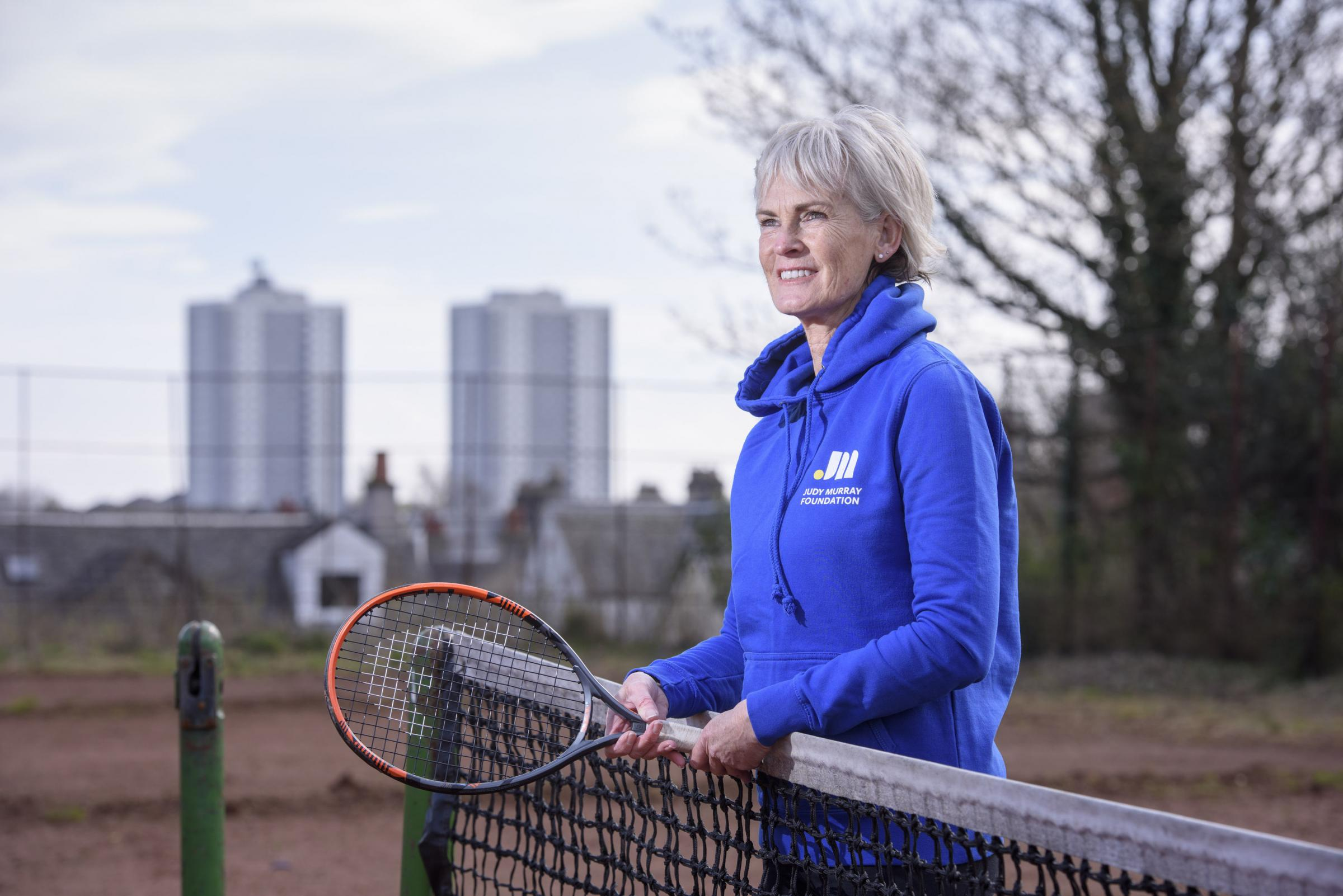 Judy Murray feared Andy Murray's career was over just 5 months ago