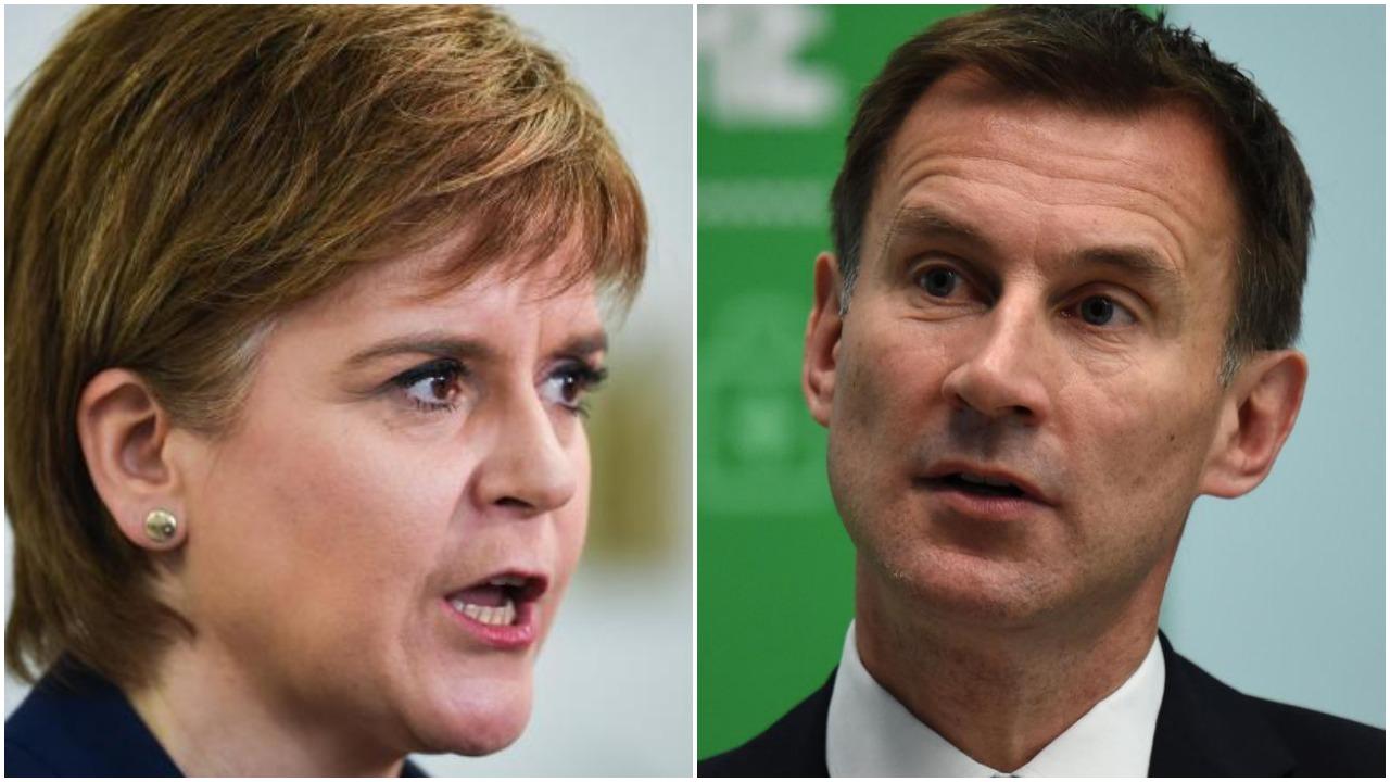 Nicola Sturgeon will continue to talk up Scottish independence overseas