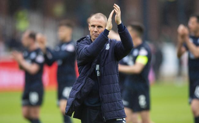 Kenny Miller recently left Dundee