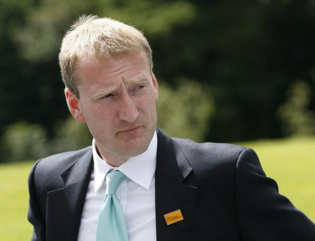 Tavish Scott was once the leader of the Liberal Democrats
