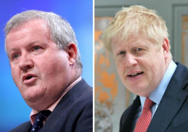 Boris Johnson 'has made a career out of lying' - Ian Blackford