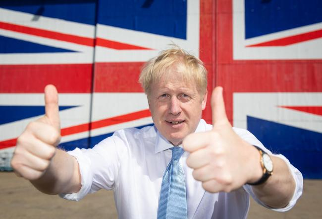Minister for the Union: Johnson keen to instil 'Union mindset' throughout whole of Whitehall