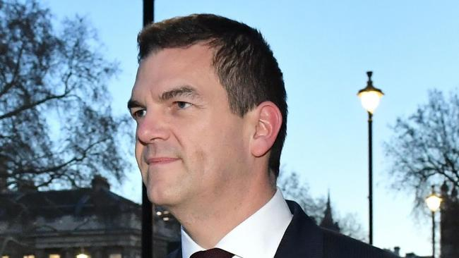 Brexit team to lose chief negotiator Olly Robbins this summer