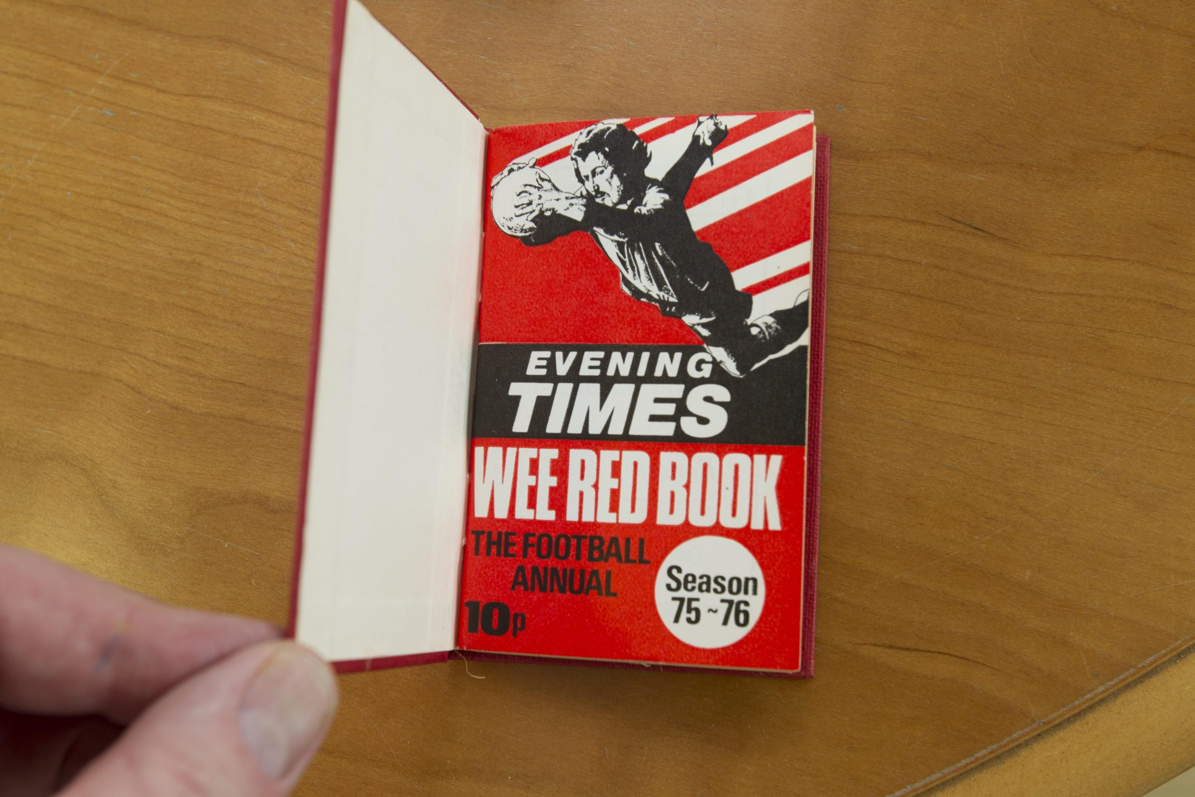 Neil Cameron: The Wee Red Book remains a brilliant guide to football at its best