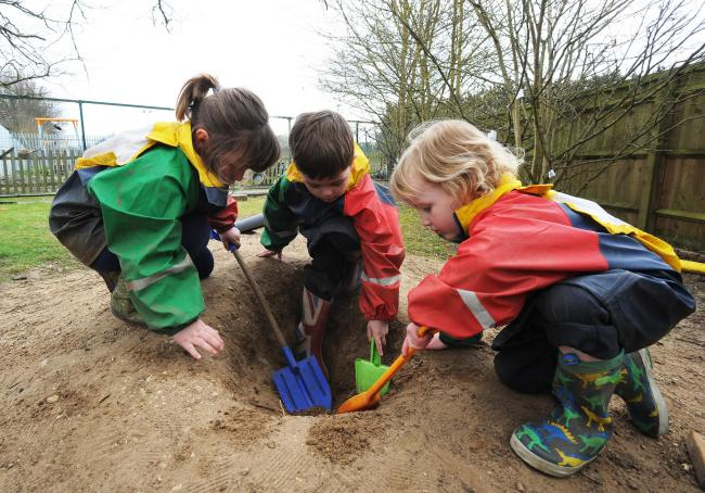 Private nurseries are part of the roll-out of additional free places