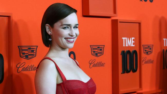 Game Of Thrones star Emilia Clarke backs new NHS stroke plan