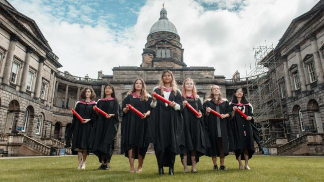 Pioneering Edinburgh Seven students awarded honorary degrees