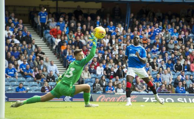 Rangers v St Joseph's   TV times, kick-off, odds and team
