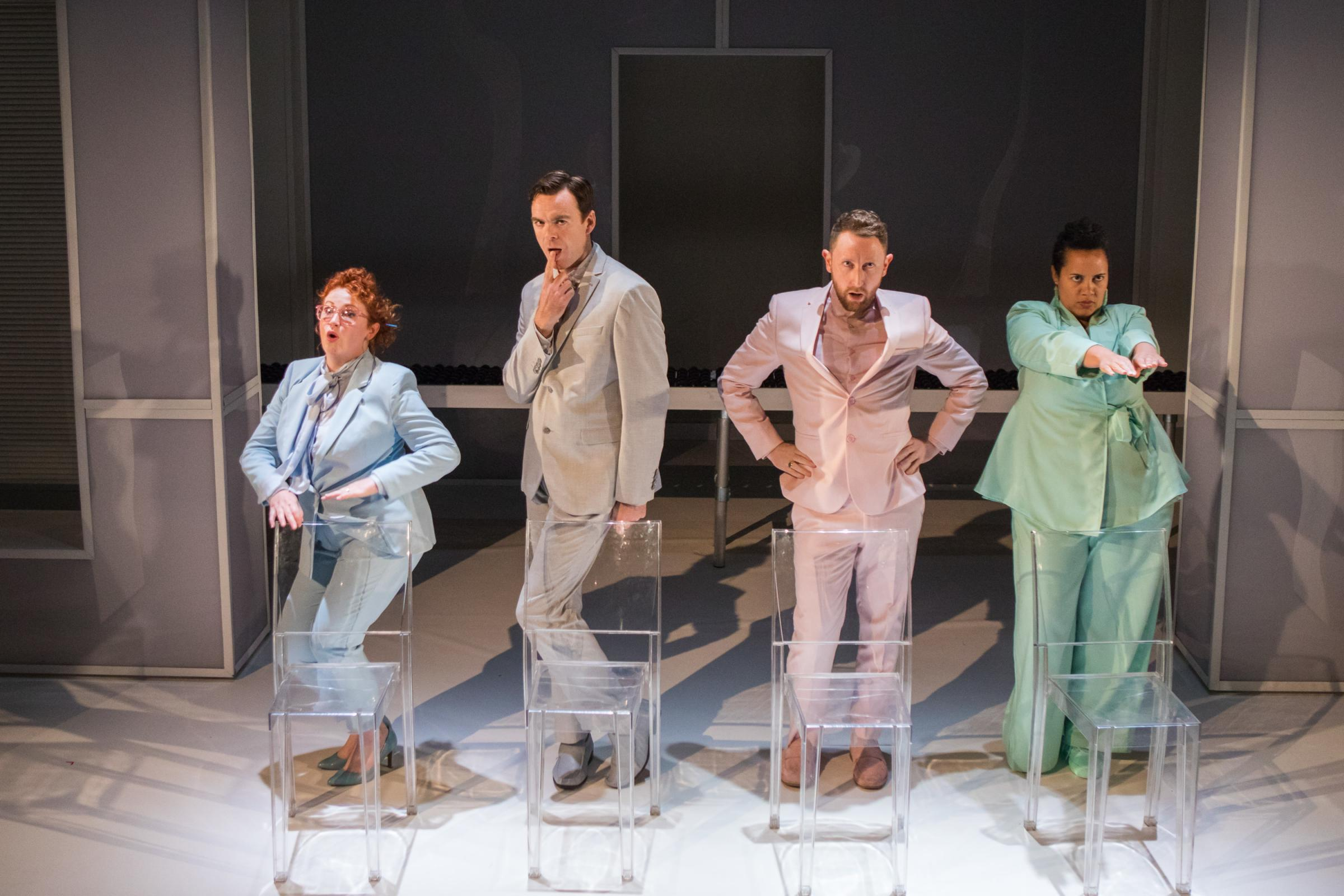Review: The Ugly One, Tron Theatre, Glasgow, four stars