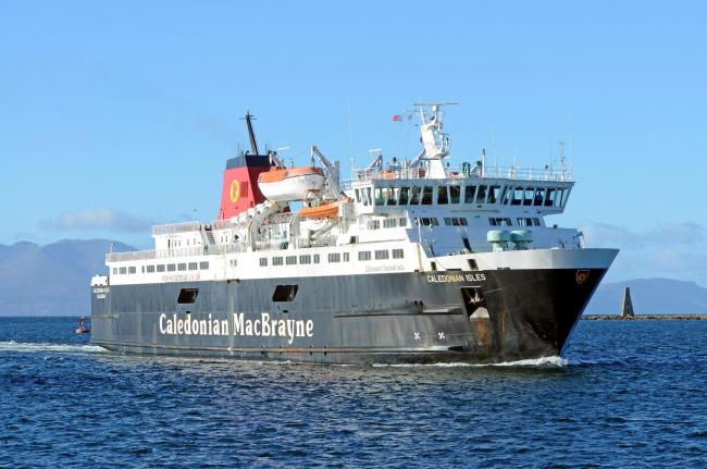 Letters: CalMac is delivering a reliable service