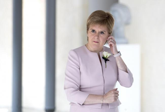 First Minister Nicola Sturgeon remains committed to pursuing a second independence referendum.