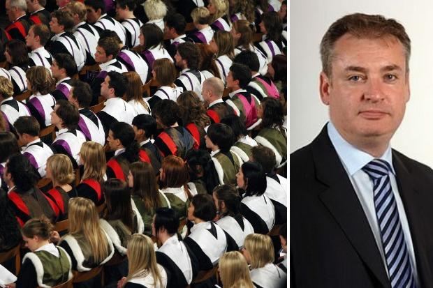 Richard Lochhead: We need our alumni to be our global ambassadors