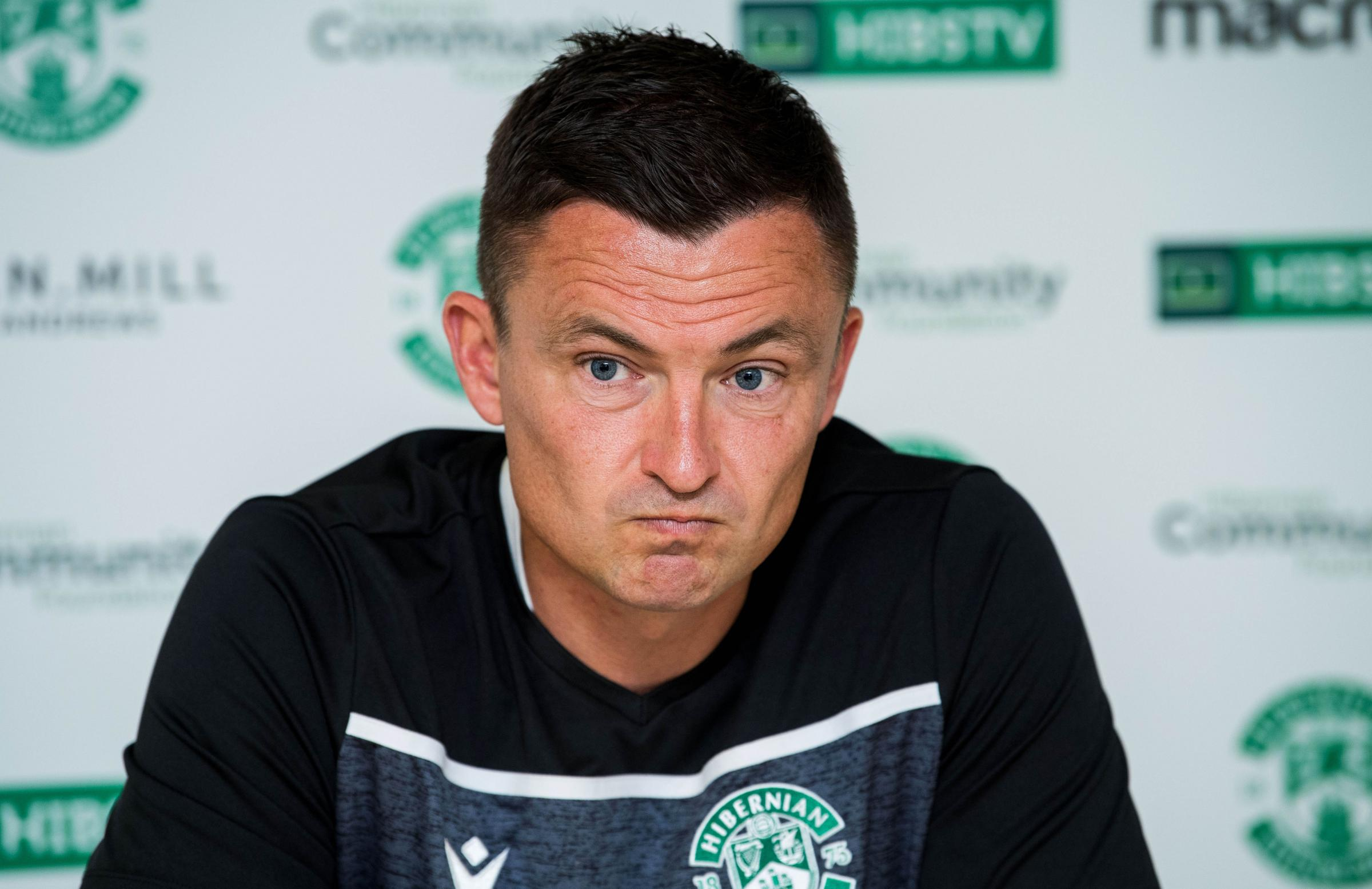 Hibernian boss Paul Heckingbottom would have Edinburgh derby 'every day' as he relishes Hearts clash