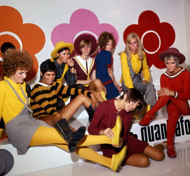 The iconic fashions of Mary Quant will go on display at the Dundee V&A in 2020