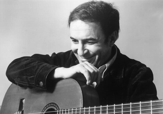 UNSPECIFIED - CIRCA 1970:  Photo of Joao Gilberto  Photo by Michael Ochs Archives/Getty Images.