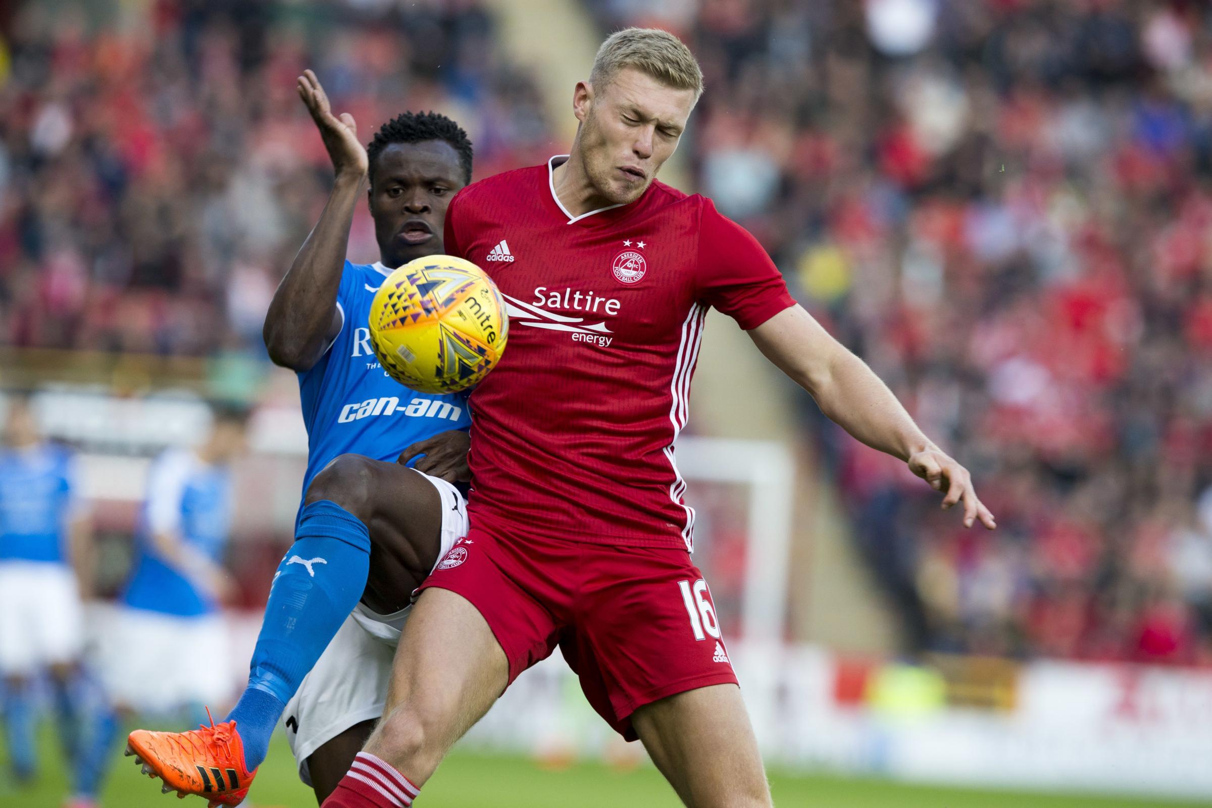 Chikhura goalkeeper warns Aberdeen of intense atmosphere