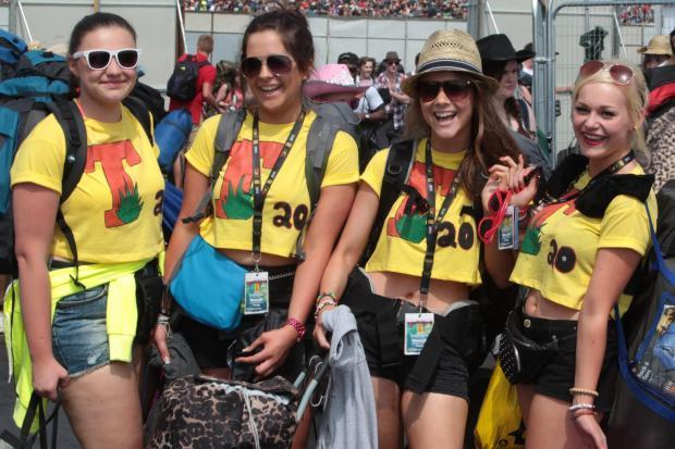 No comeback for T in the Park, says organiser