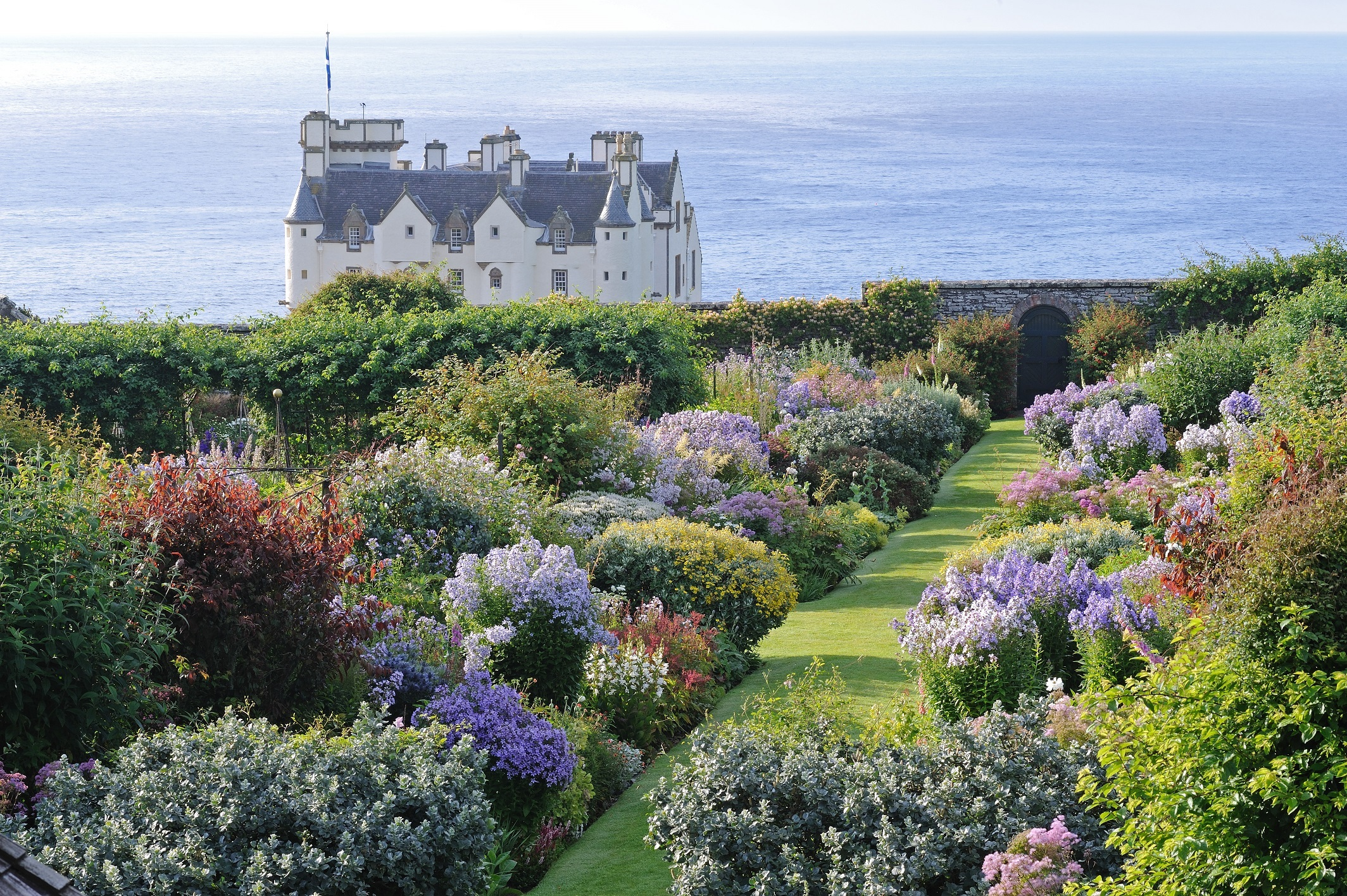 Garden of the week: Dunbeath Castle Gardens