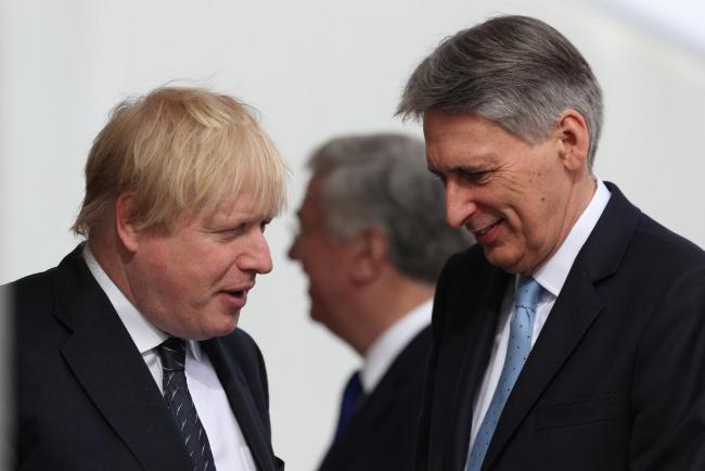 Cliff-edge warning: Hammond suggests Parliament will have power to stop no-deal Brexit