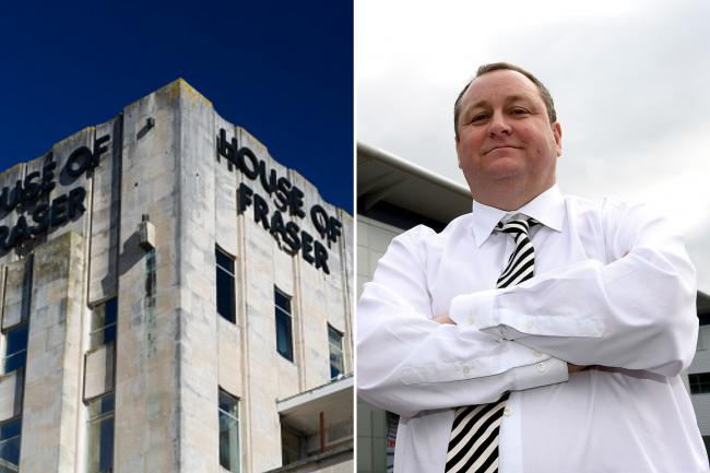 Mike Ashley's firm said there were complexities in the integration of the House of Fraser business