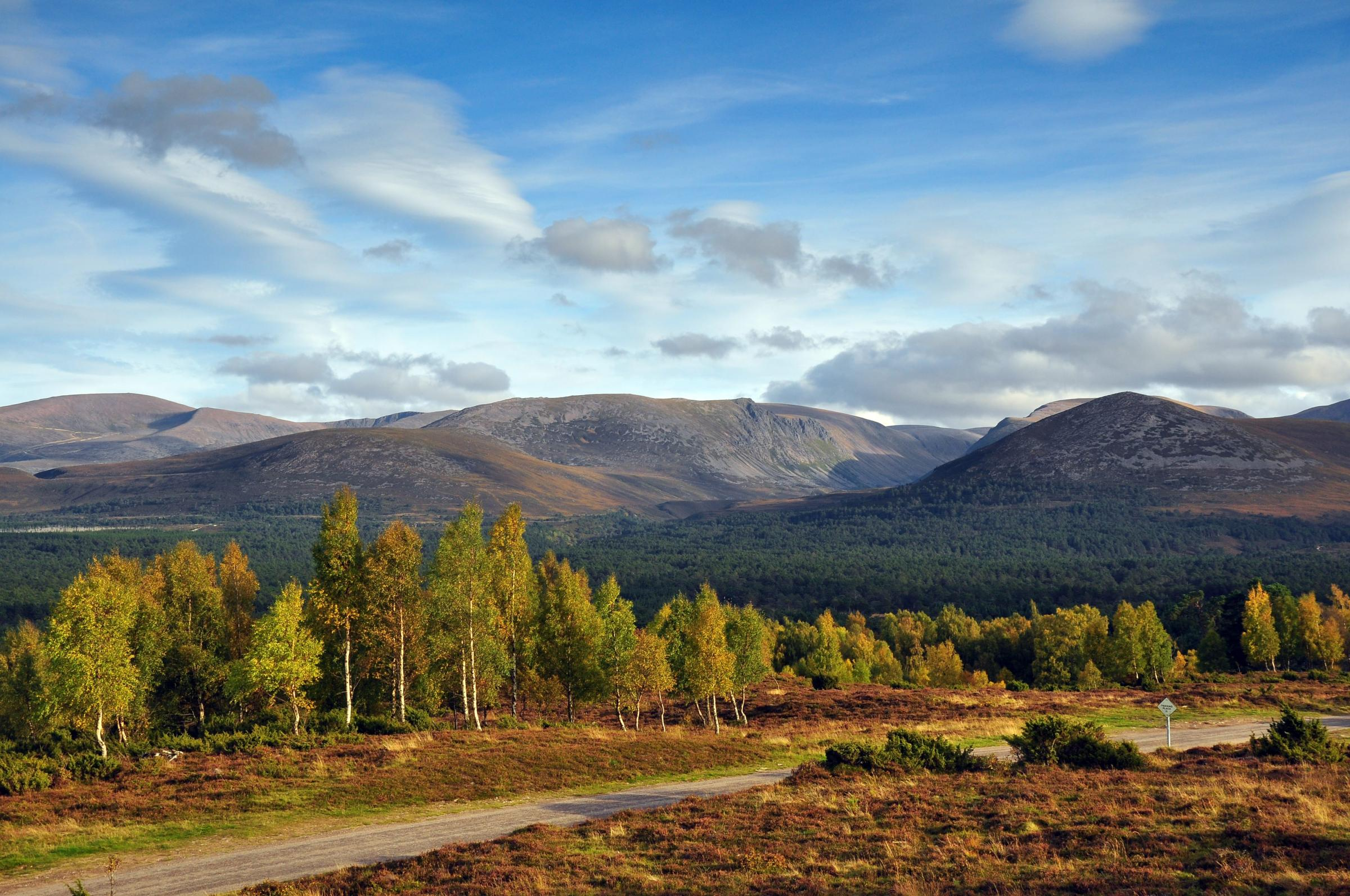 Netflix hiring extras for new TV series filming in Highlands
