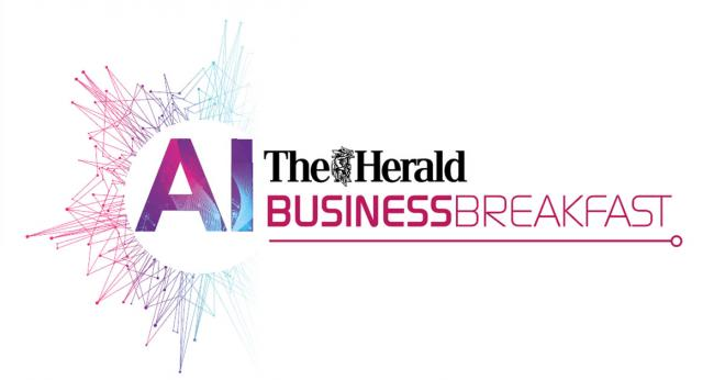 Catch up with evolution of Artificial Intelligence at Herald business breakfast