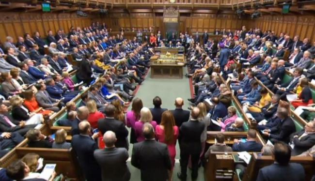 MPs back amendment to block Parliament shutdown and force through no-deal Brexit