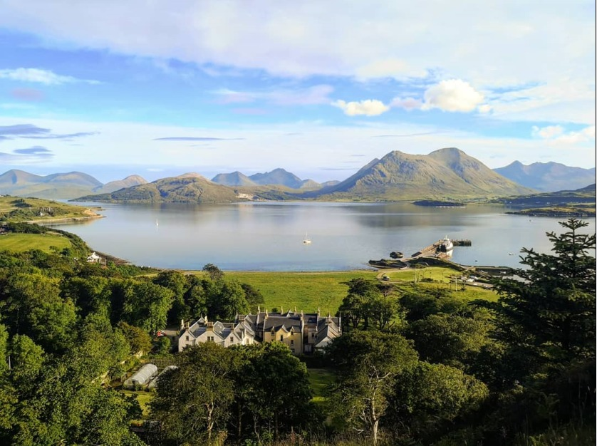 Nurse wanted for Raasay: Scottish island offers 'shift in lifestyle'