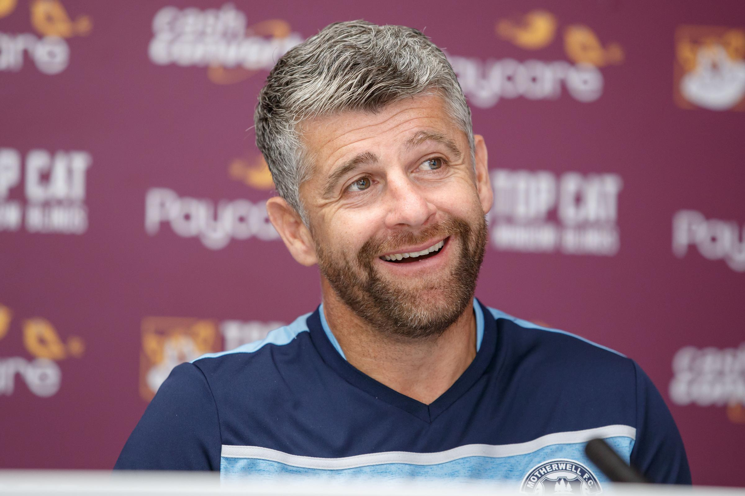 Stephen Robinson feels he has been through FaceApp at Motherwell, but is delighted to continue going through the wringer