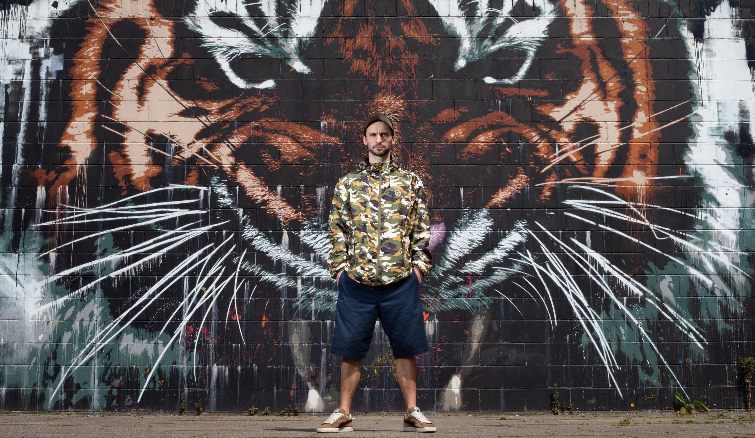 Murals: James Klinge on Glasgow's latest street artwork