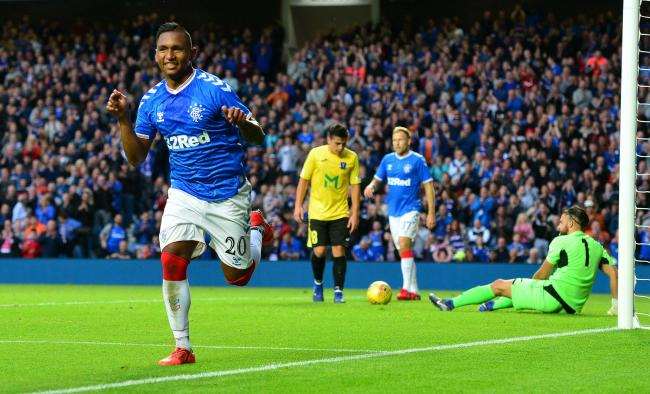 Who can Rangers be drawn against in the Europa League 3rd qualifying round