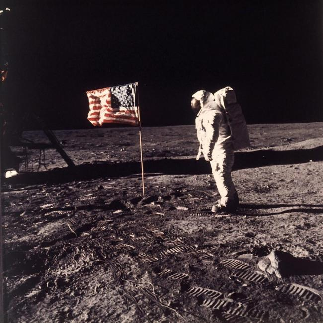 50th anniversary of the moon landing.