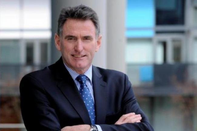 Ross McEwan, outgoing CEO of Royal Bank of Scotland