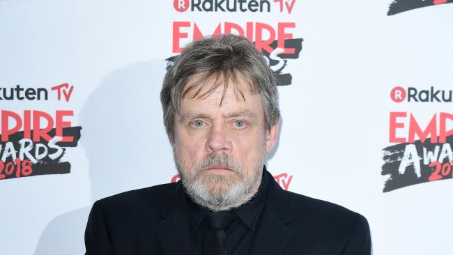 Star Wars actor Mark Hamill awarded 2019 Comic-Con icon award