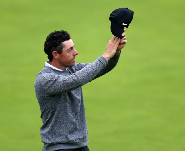 Rory McIlroy is never afraid to say what he thinks