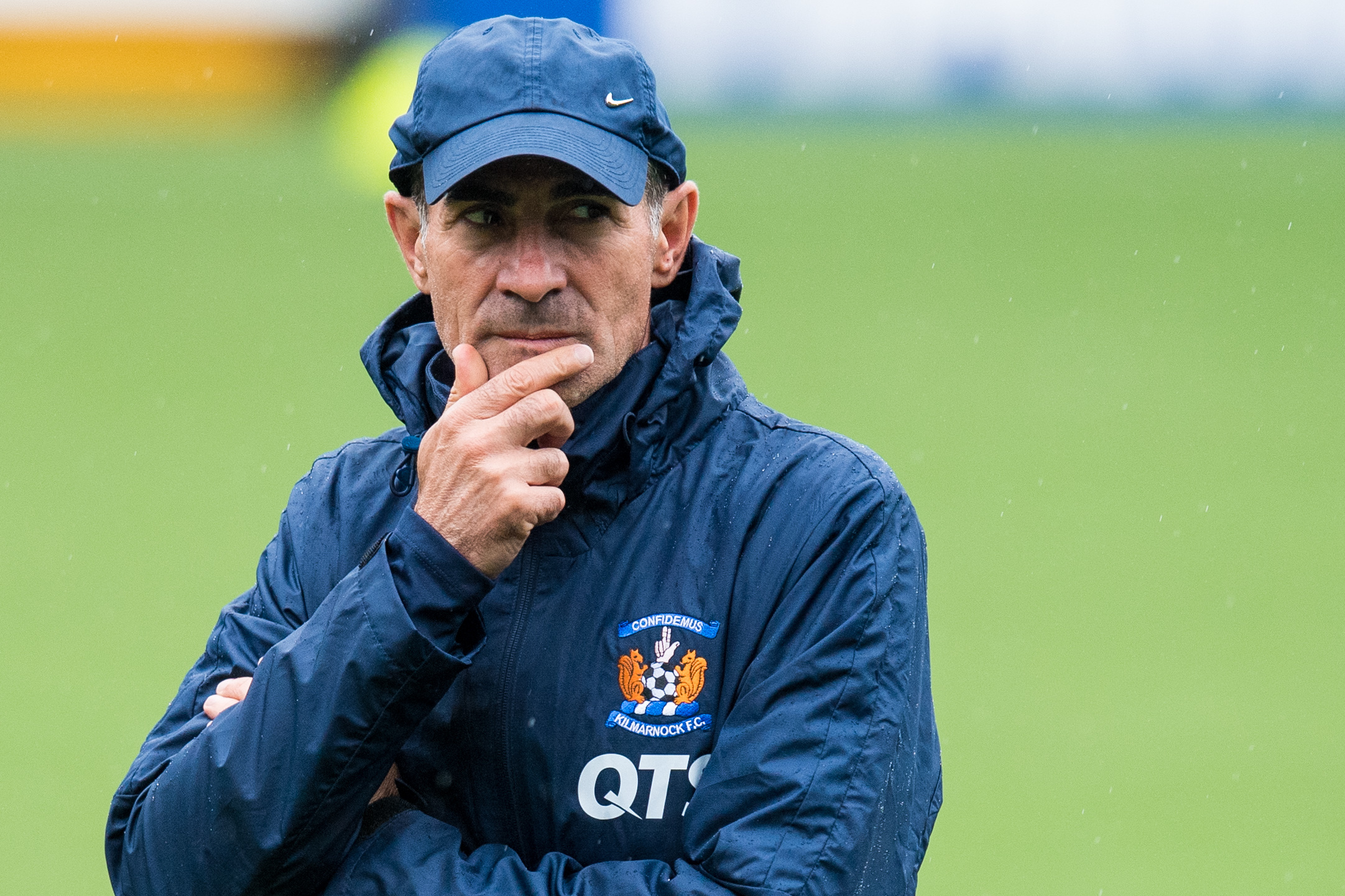 Alison McConnell: Warning signs are there already for Alessio and Kilmarnock