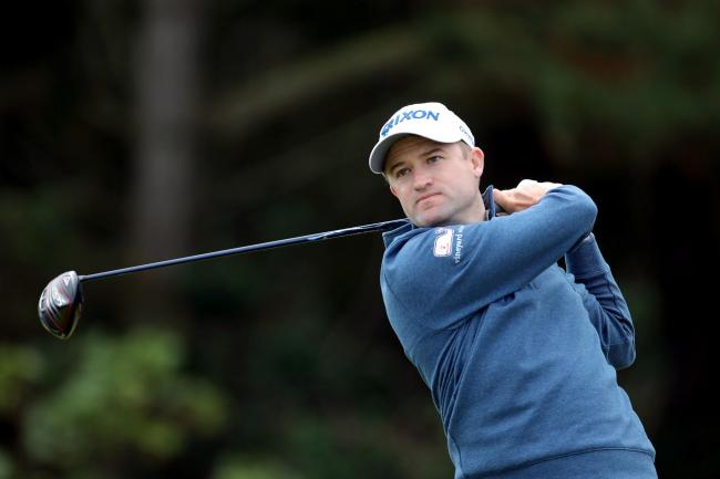 Russell Knox is making steady progress at The Open