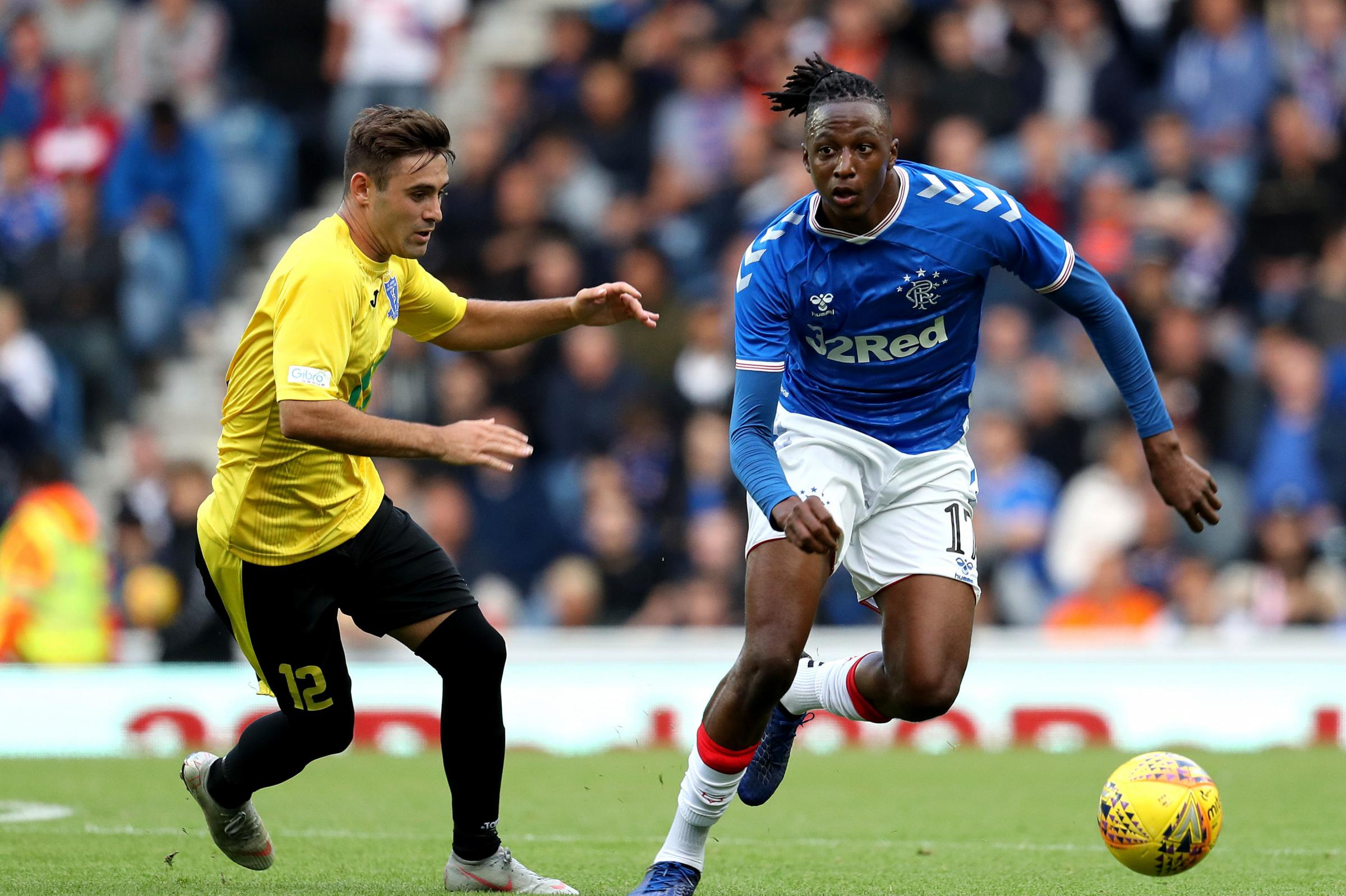 Steven Gerrard says Rangers bargain Joe Aribo can go right to the very top
