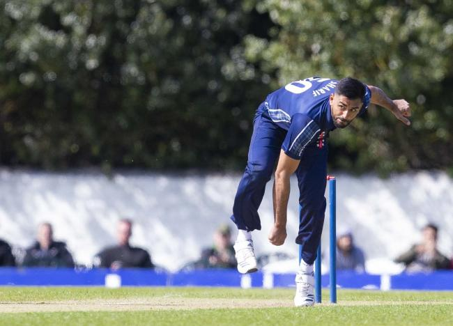 Scotland's Safyaan Sharif is excited about playing in the Global T20 Canada