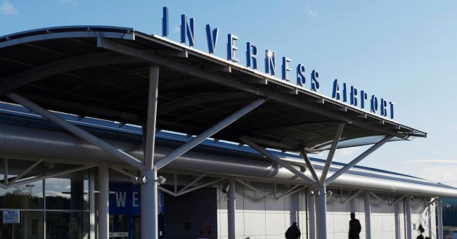 Inverness Airport to close as air traffic controller strike starts