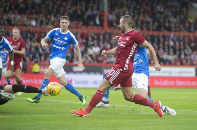 Chikhura v Aberdeen: TV times, kick-off, odds and team news